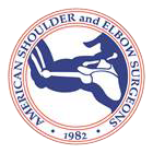 American elbow and shoulder surgeon logo